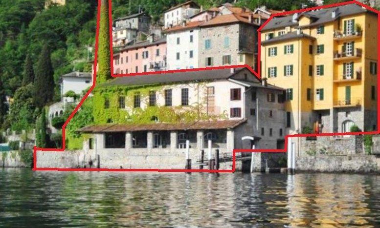 Antica villa sul lago di Como