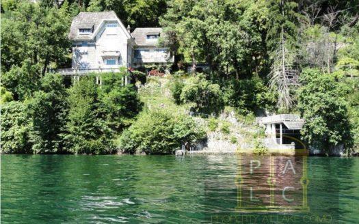 villa accesso lago bellagio