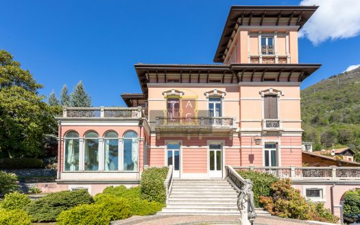 villa di lusso a cernobbio