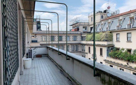 Appartamento in vendita Milano via Salvini