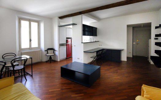 Appartamento in affitto Milano via Bertani
