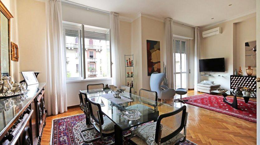 Appartamento in vendita Milano via Tabacchi