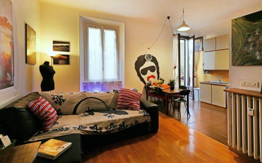 Appartamento in affitto Milano Via Botticelli
