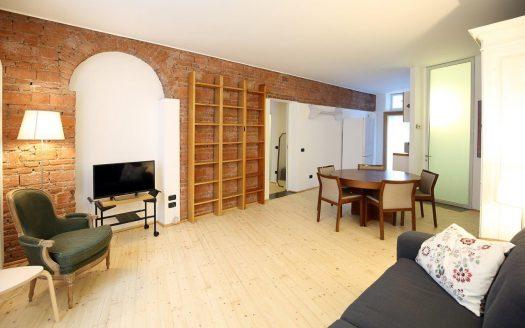 Appartamento in affitto Milano via de Castillia