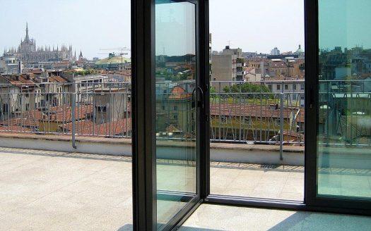 Appartamento in affitto Milano via Cusani