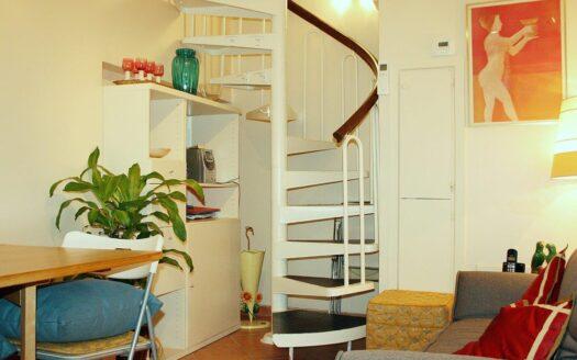 Appartamento in affitto Milano via Sottocorno