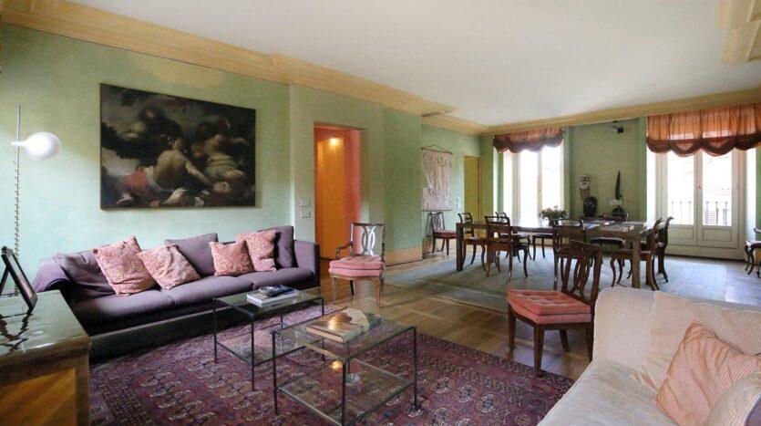 Appartamento in affitto Milano via Valpetrosa