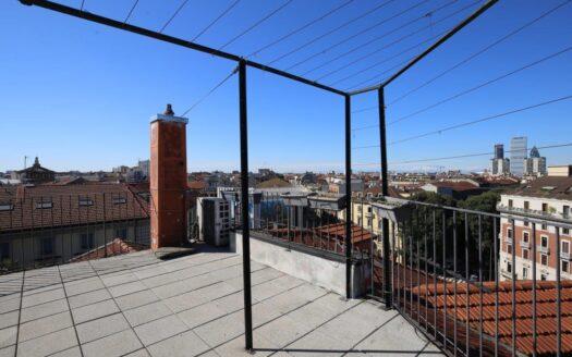 Apartment for sale Milano via Boccaccio