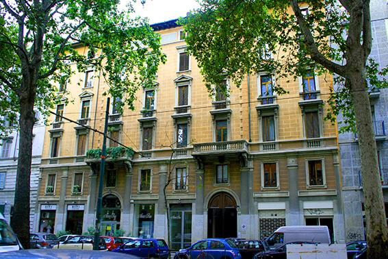 Ufficio in affitto Milano viale Piave