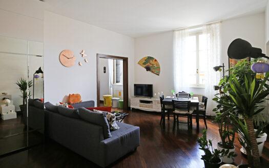 Appartamento in affitto Milano via Saffi